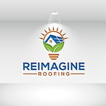 Reimagine Roofing Logo - Entry #262