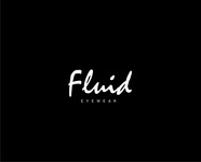 FLUID EYEWEAR Logo - Entry #48