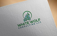 White Wolf Consulting (optional LLC) Logo - Entry #160