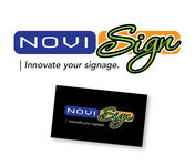 NoviSign Logo - Entry #58