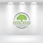 Evergreen Wealth Logo - Entry #131