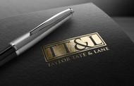 Taylor Tate & Lane Logo - Entry #4