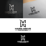 Hard drive garage Logo - Entry #193