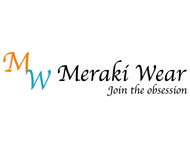 Meraki Wear Logo - Entry #405