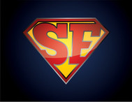 Superman Like Shield Logo - Entry #23