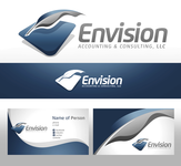 Envision Accounting & Consulting, LLC Logo - Entry #96