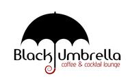Black umbrella coffee & cocktail lounge Logo - Entry #34