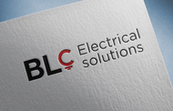 BLC Electrical Solutions Logo - Entry #209
