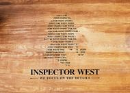 Inspector West Logo - Entry #26