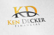 Ken Decker Financial Logo - Entry #168