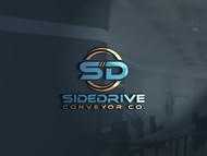 SideDrive Conveyor Co. Logo - Entry #385