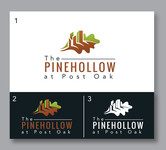 The Pinehollow  Logo - Entry #11