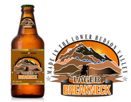 Breakneck Lager Logo - Entry #86