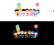Code My City Logo - Entry #46