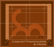 Cabinet Makeovers & More Logo - Entry #170