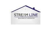 STREAMLINE building & carpentry Logo - Entry #53