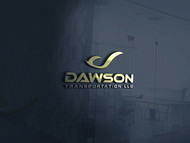 Dawson Transportation LLC. Logo - Entry #46