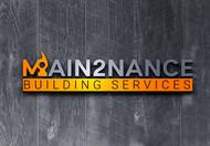 MAIN2NANCE BUILDING SERVICES Logo - Entry #34