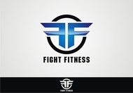 Fight Fitness Logo - Entry #156