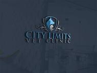 City Limits Vet Clinic Logo - Entry #341
