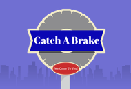 Catch A Brake Logo - Entry #19