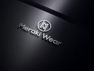 Meraki Wear Logo - Entry #195