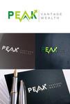 Peak Vantage Wealth Logo - Entry #161