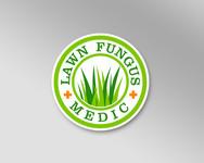Lawn Fungus Medic Logo - Entry #131