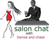 """""""Salon Chat"""" Logo - Entry #35"""