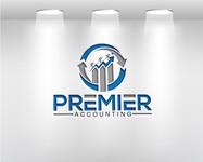 Premier Accounting Logo - Entry #420