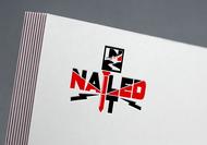 Nailed It Logo - Entry #216