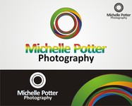 Michelle Potter Photography Logo - Entry #52