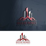 Biller Homes Logo - Entry #184