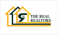 The Real Realtors Logo - Entry #65