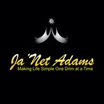 Ja'Net Adams  Logo - Entry #72