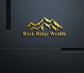 Rock Ridge Wealth Logo - Entry #210