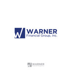 Warner Financial Group, Inc. Logo - Entry #73