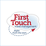 First Touch Travel Management Logo - Entry #37