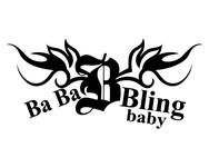 Ba Ba Bling baby Logo - Entry #57