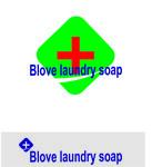 Blove Soap Logo - Entry #1