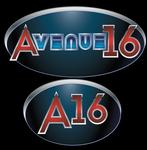 Avenue 16 Logo - Entry #50