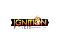 Ignition Fitness Logo - Entry #45