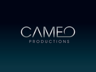 CAMEO PRODUCTIONS Logo - Entry #7