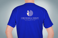 Core Physical Therapy and Sports Performance Logo - Entry #94