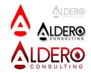 Aldero Consulting Logo - Entry #102