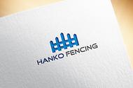 Hanko Fencing Logo - Entry #168