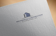 Mechanical Construction & Consulting, Inc. Logo - Entry #34