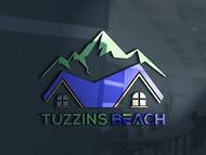 Tuzzins Beach Logo - Entry #136