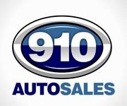 910 Auto Sales Logo - Entry #108