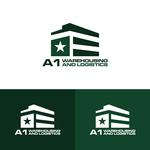 A1 Warehousing & Logistics Logo - Entry #110